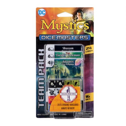 Mystics Team Pack: DC Comics Dice Masters